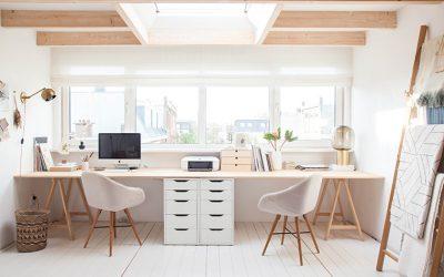 Home office mais produtivo. Confira 7 dicas para criar o seu.