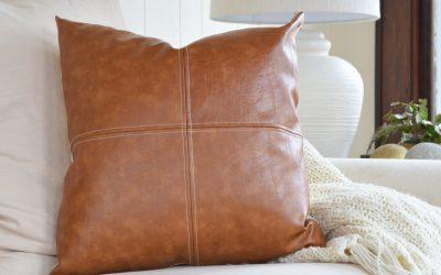10 ideias incríveis para utilizar couro na decoração da sua casa