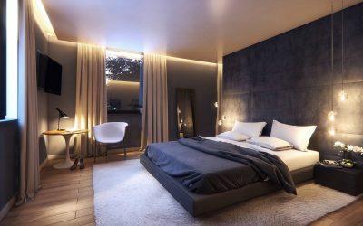 5 ideias fantásticas para decorar quartos de casais